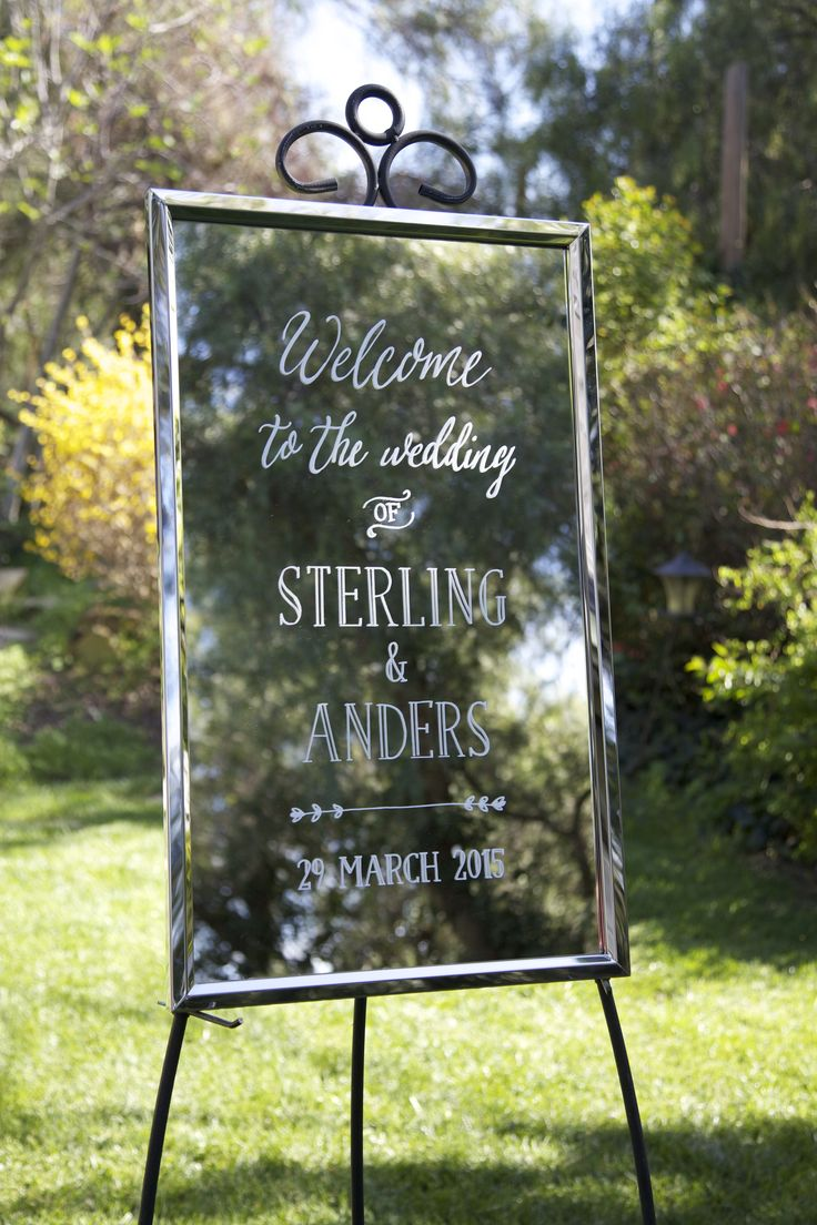 1000+ Images About Wedding & Home Welcome Signs On