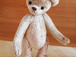 Выкройка медвежонка классического прошлого века модернизированная. Рост мишки будет 30 см.Распечатать в формате А4. Выкройка дана с припусками на швы. Желаю прият&hel…