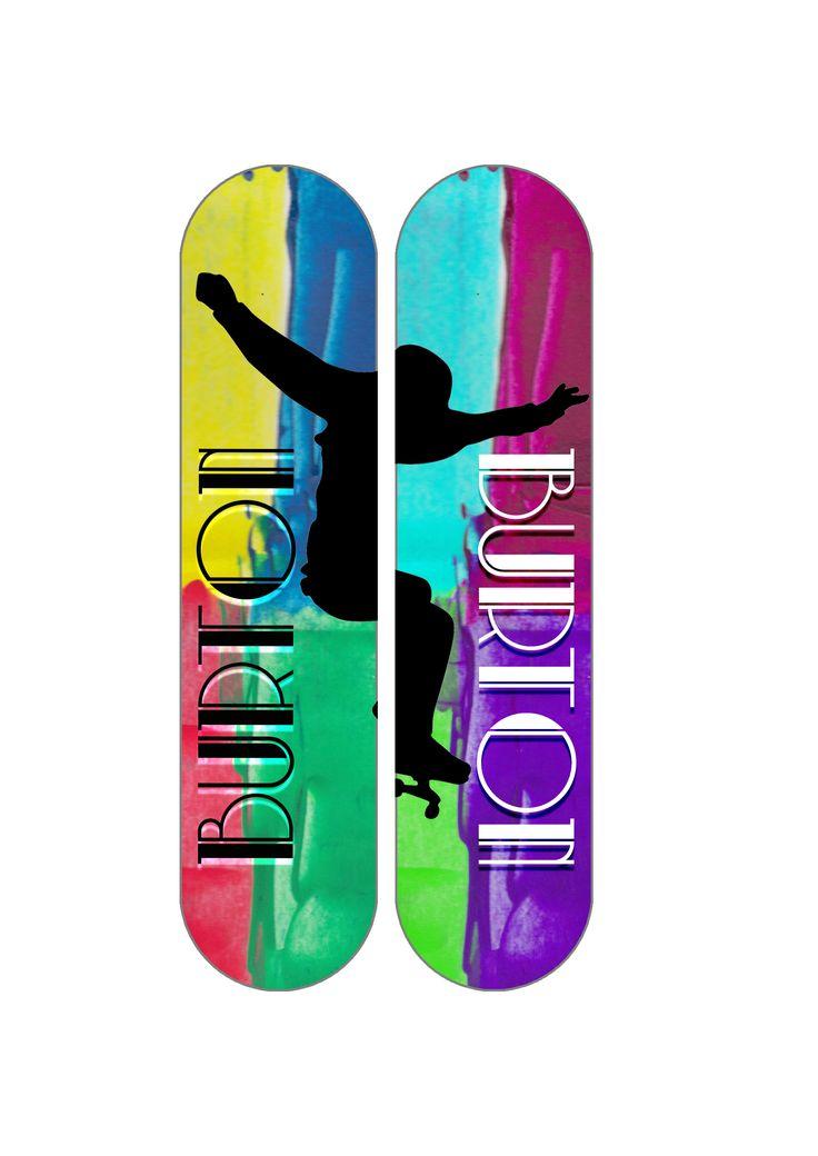 SkateBoard Pair 1