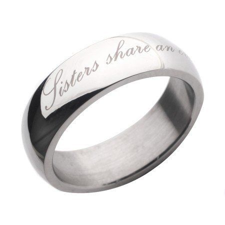 Sisters Share an Everlasting Bond Lightly Engraved Stainl... https://www.amazon.com/dp/B00Z4DR10U/ref=cm_sw_r_pi_dp_x_j9lQxbNHHH768