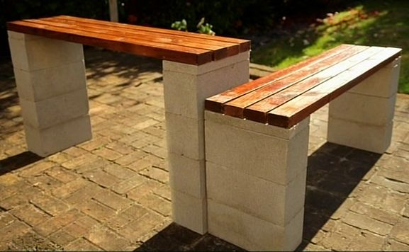 The humble cinder block is currently experiencing a renaissance- and why wouldn't it? With its simple, industrial atheistic it lends itself to adding a modern touch to any space. Maihi's got a simple to follow plan for turning some cinder blocks into a functional and stylish garden bar – instantly turning an empty back lawn …