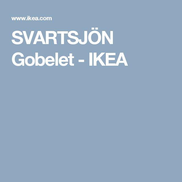 SVARTSJÖN Gobelet - IKEA