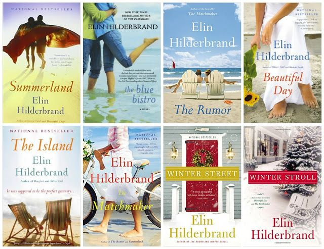 Image result for elin hilderbrand books