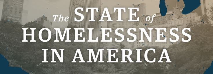The State of Homelessness in America 2016 is the sixth in a series of reports charting progress in ending homelessness in the United States. It examines trends in homelessness, populations at risk of homelessness, and homelessness assistance in America. Homelessness in America On a single night in January 2015, 564,708 people were experiencing homelessness—meaning they …