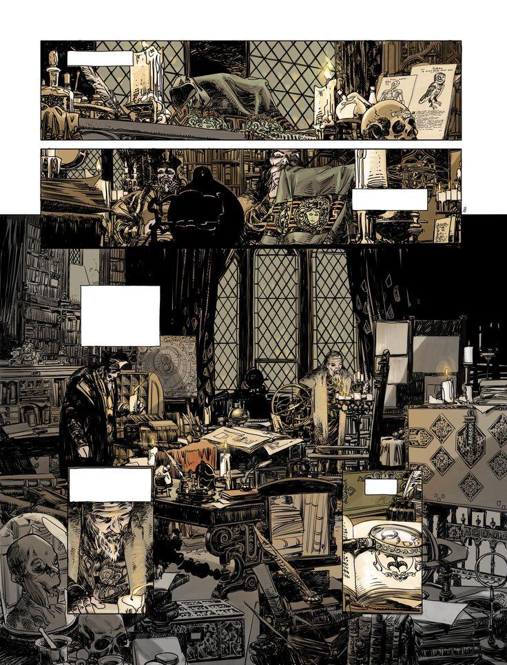 ArtStation - Cutting Edge, Mario Alberti