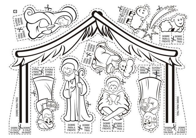 Nativity Template