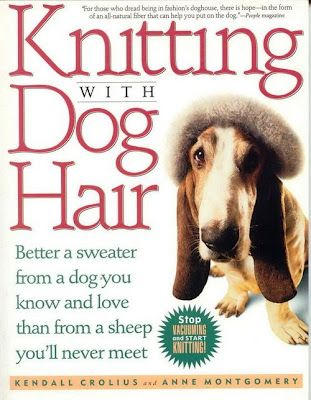 I do not know why but this is ucky to me.: Sweaters, Cats Hairs, Funnies Pictures, Book Title, Dogs Hairs, Old English Sheepdog, Book Covers, Knits, Funnies Book
