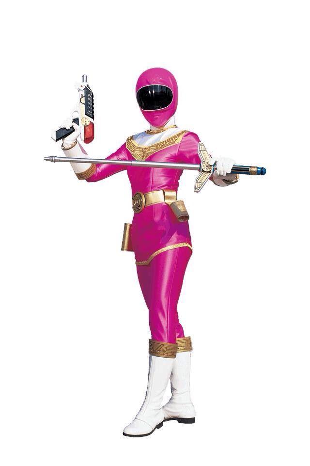 Power Rangers Zeo - Pink Ranger