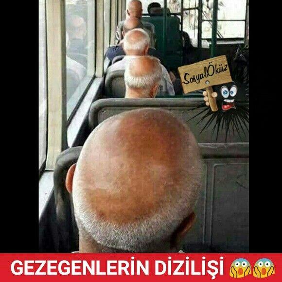 Hayat sevince, paylaşınca güzel! #sosyalöküz #öküz #kel #otobüs #kafa #kellik #komik #resim #resimler #caps #yeni #beğeni #takip