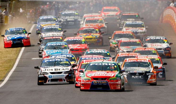 Forget NASCAR....V8 supercars is where its at !!!!!