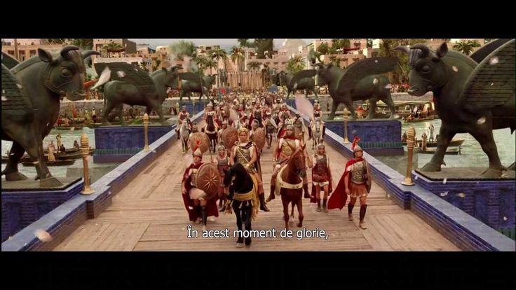 Alexander Enters Babylon Part I - Alexander 2004 - Full HD - YouTube