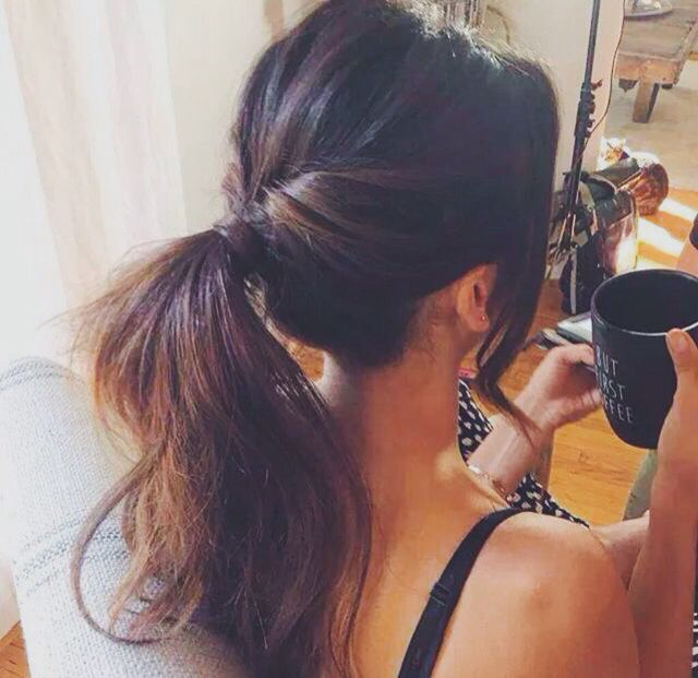 girl, hair, and Nina Dobrev image