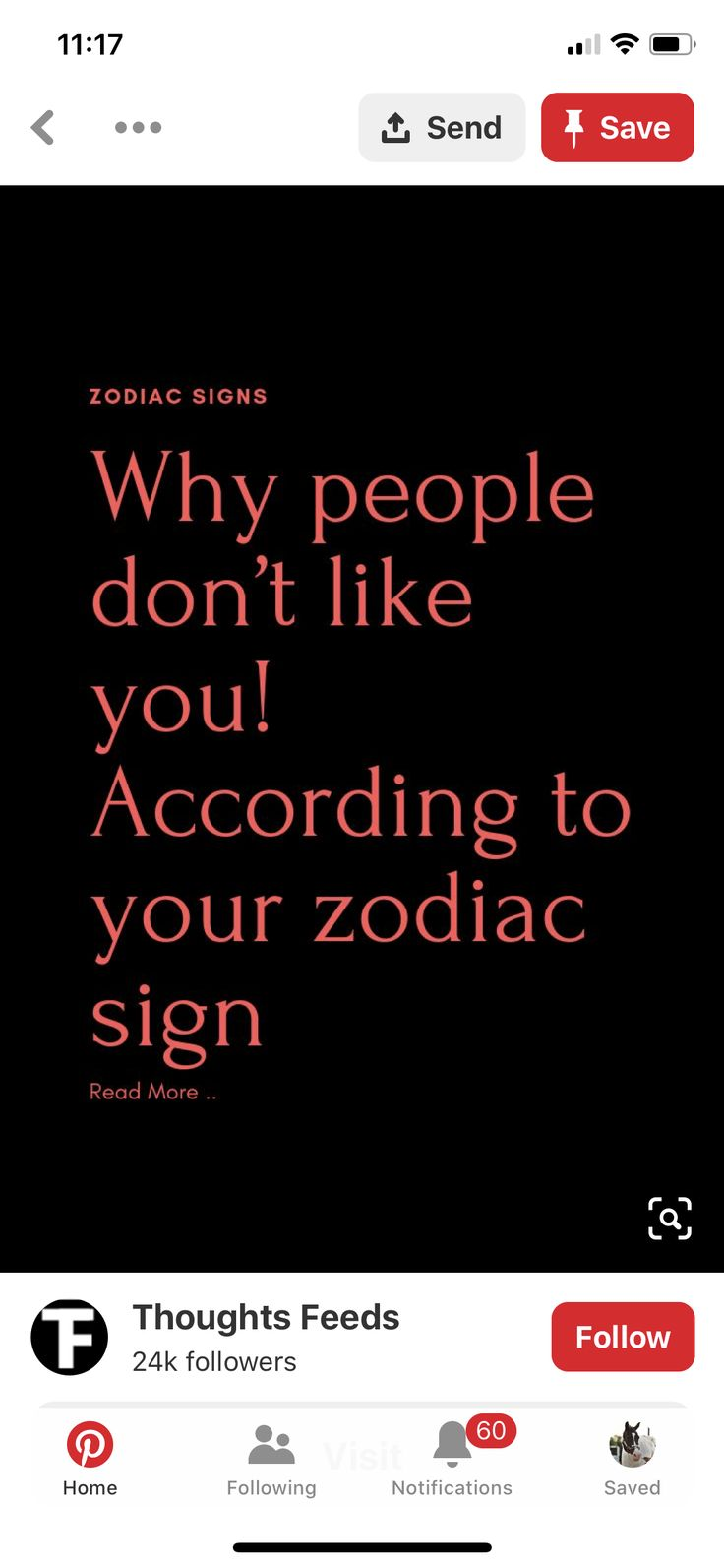 Pin by Liv Fenton on Zodiac signs__why they don't like you