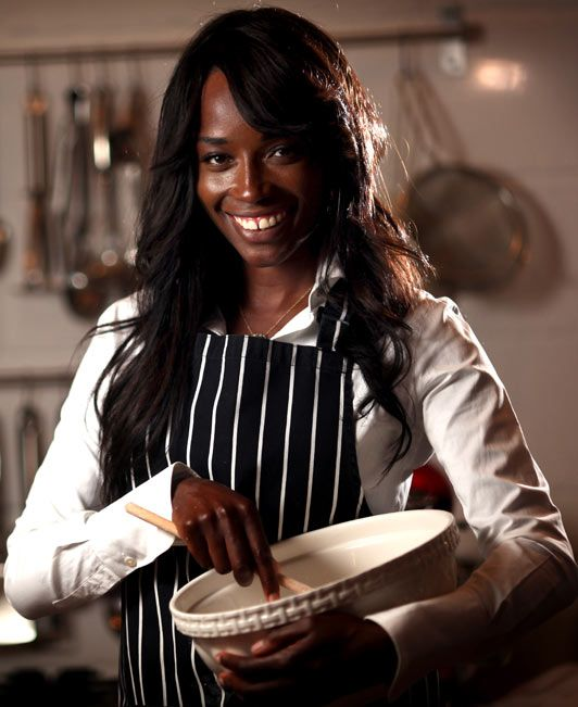 CELEBRITY chef Lorraine Pascale has bagged a new BBC2 cookery show