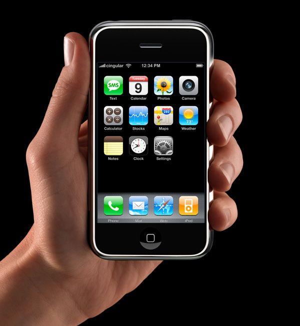 Apple - Introducing iPhone