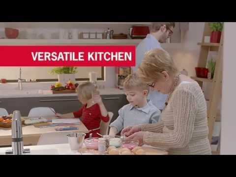 Oras Optima - Versatile kitchen