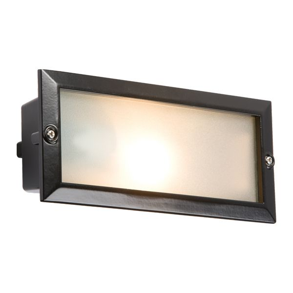 Browse The Whole Knightsbridge Outdoor Lighting Collection Including This Brick Light At Uk Electrical Supplies