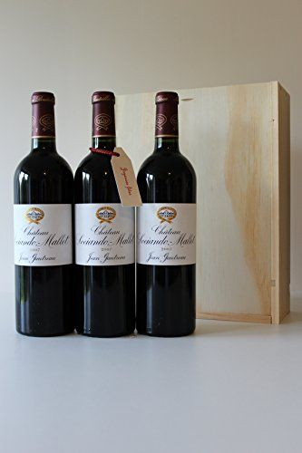 Coffret Noël 3 bouteilles Ch. Sociando Mallet 2007 Haut Médoc: Sociando Mallet Haut Médoc Cet article Coffret Noël 3 bouteilles Ch.…
