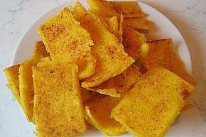 Polenta - Chips                                                                                                                                                                                 Mehr