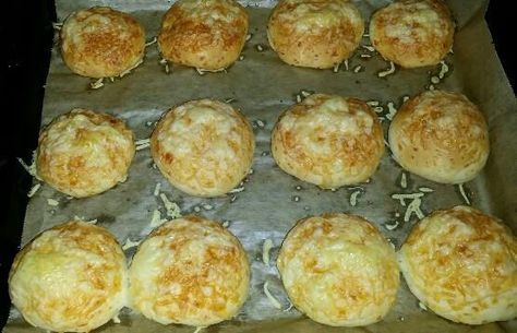 Rezept: Käsebrötchen wie vom Bäcker | Frag Mutti