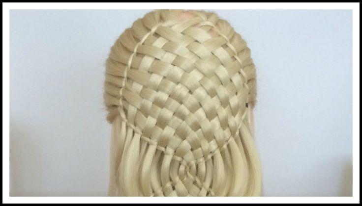 WaterFall Double Basket Braid Hairstyle / Hair Tutorial / HairGlamour