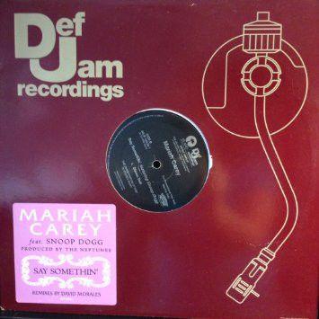 Def Jam Recordings-Mariah Carey Say Somethin'