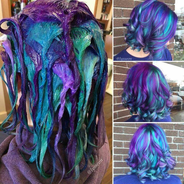 1000+ ideas about Rainbow Hair on Pinterest | Hair, Dyed Hair and ...