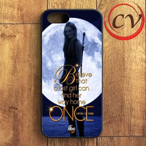 Once Upon A Time iPhone 5   iPhone 5S Case