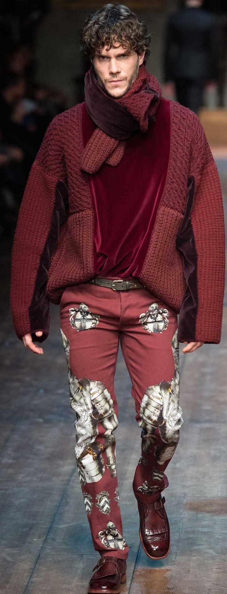 Dolce & Gabbana FW 2014-2015