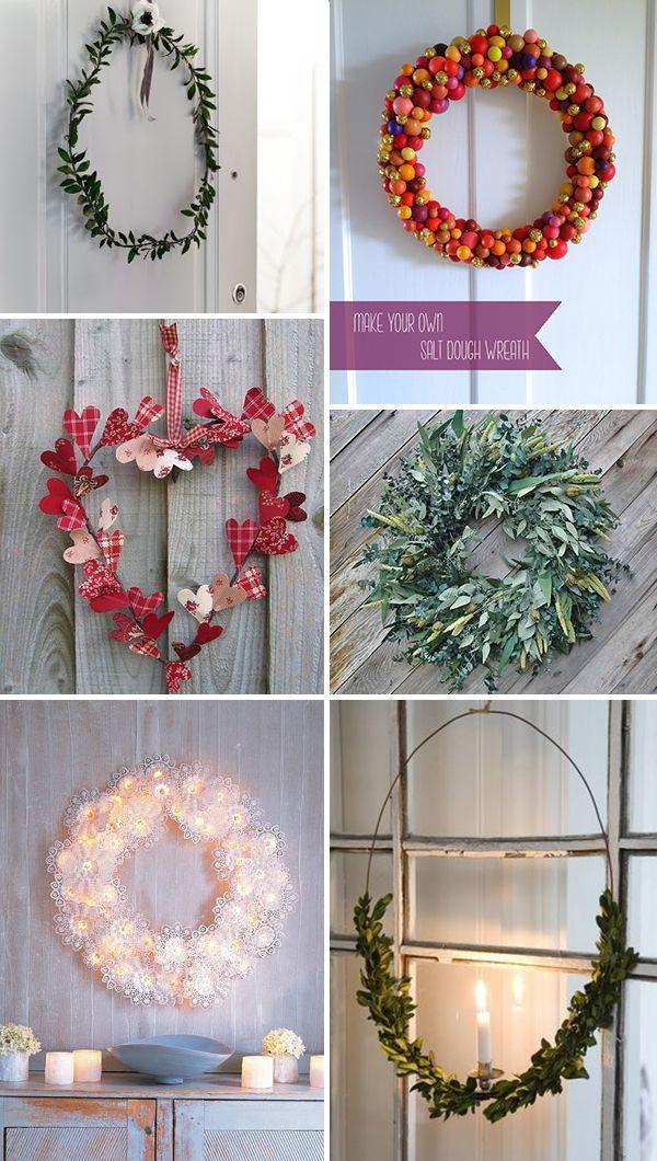 Interfaith wreath inspiration.