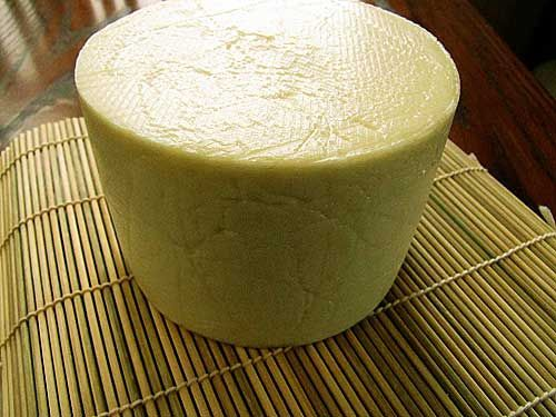 Making romano cheese