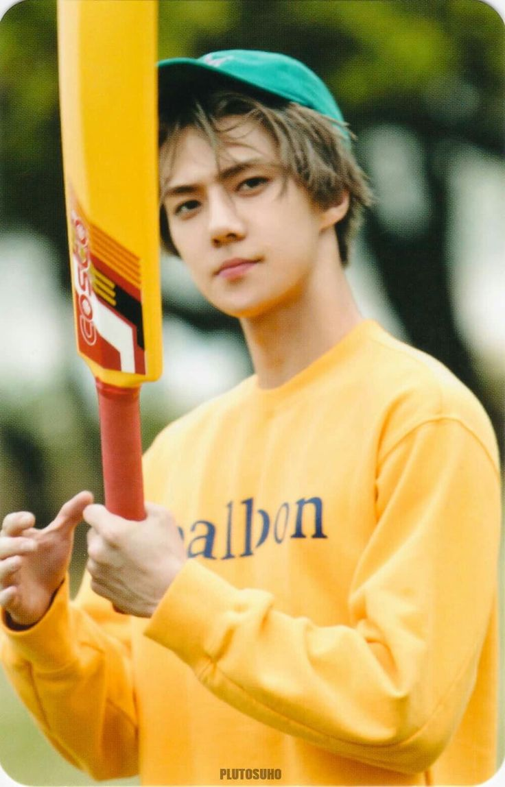 why does he look like a 4 year old getting ready to play tee ball