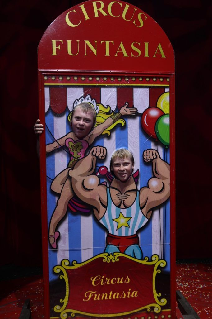 Bank Holiday Fun at Circus Funtasia. All the fun of the circus at Circus Funtasia. Great family fun, in Cornwall now.