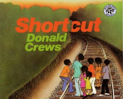 Gr.K-2: We looked...We listened...We decided to take the shortcut home. We should have taken the road. But it was late, and it was getting dark, so we started down the track.