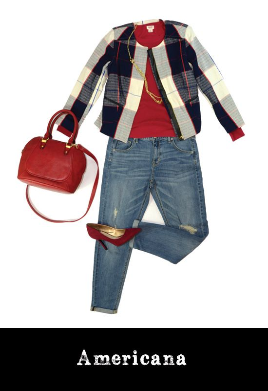 Pair boyfriend jeans with a blazer to redefine casual chic!