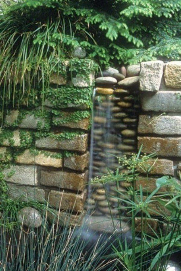 17 meilleures id es propos de fontaine murale sur for Decoration murale jardiland
