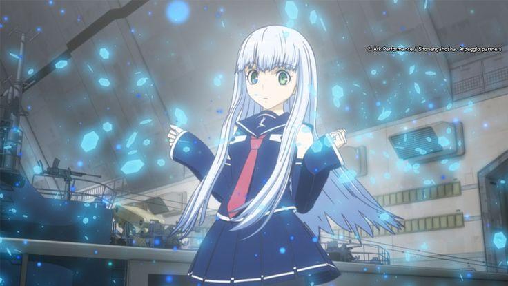 Arpeggio of Blue Steel | Animax Asia