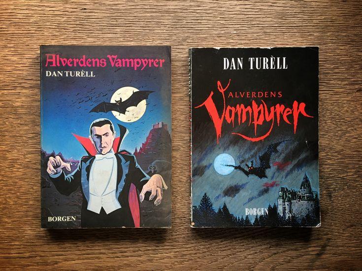 Alverdens vampyrer i biblioteket hos Bogstavsamleren