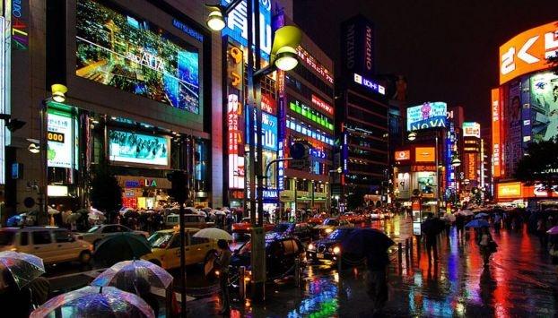 Best places in Tokyo, Japan: hotels, bars, restaurants, shopping with Mybestaddressbook