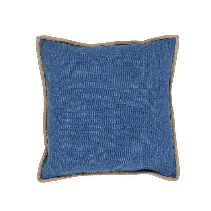 Jaipur Living Stone STO02 Blue Southwestern/Country Pillow
