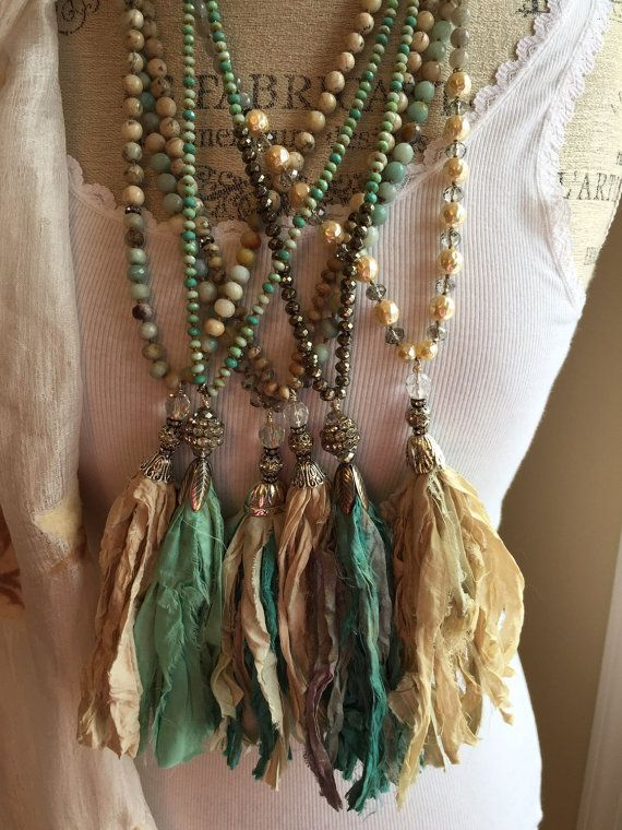 Turquoise aqua beachy bohemian glam luxe sari от MarleeLovesRoxy