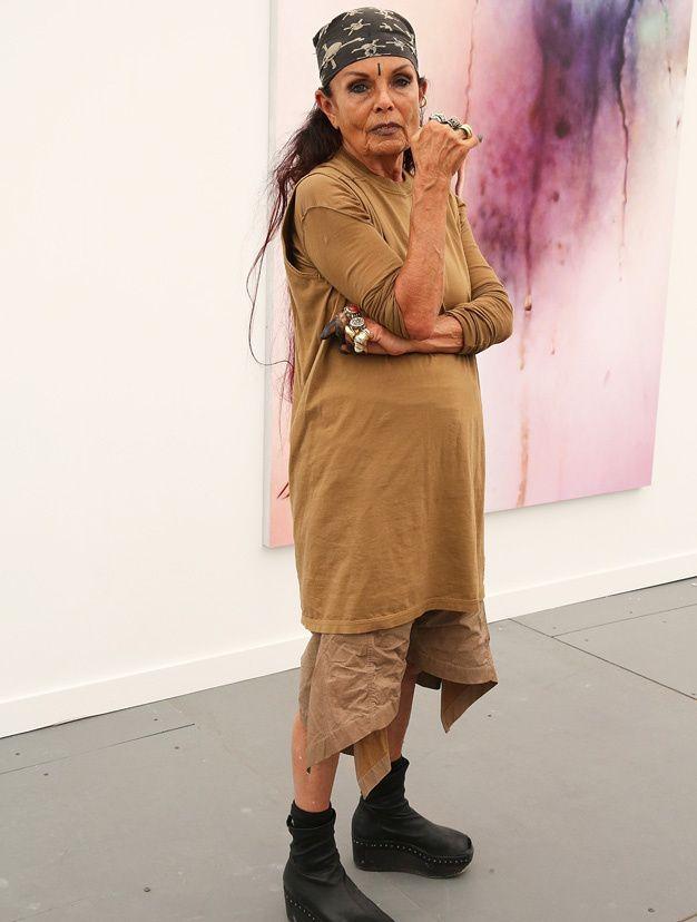Les grandes dames de la mode - Michele Lamy