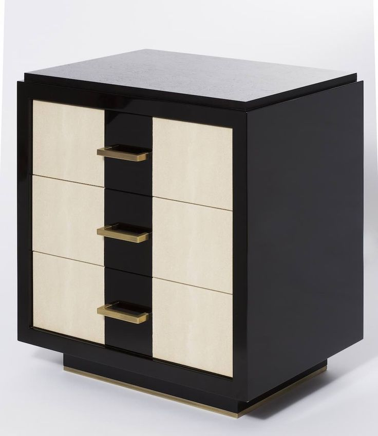 Storage. Bedside Chest by Brendan Wong Design.