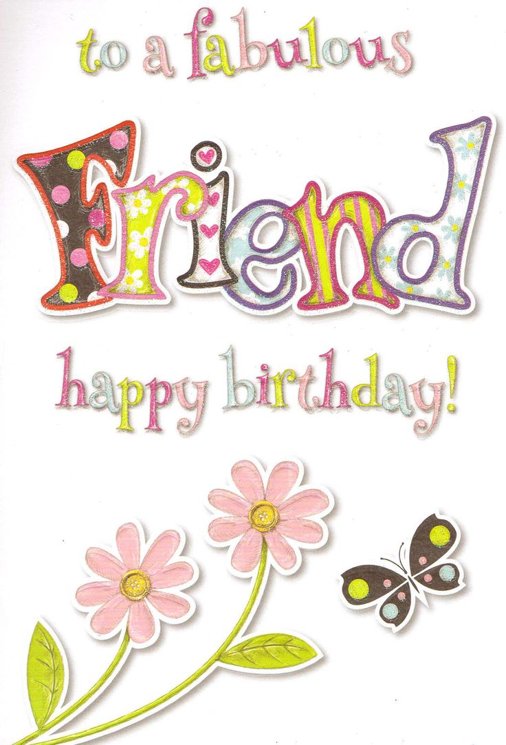 Best 25 Friend birthday quotes ideas – Birthday Greetings for Friends Sayings
