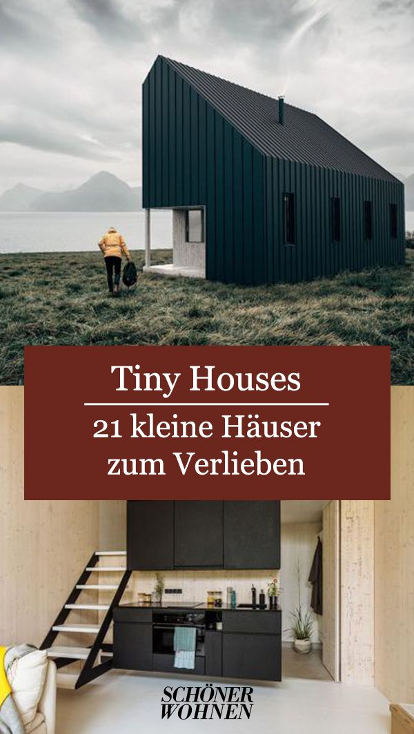 Pin Auf Tiny Houses