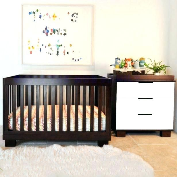 Crib Dresser And Changing Table Sets Furniture Modern Piece
