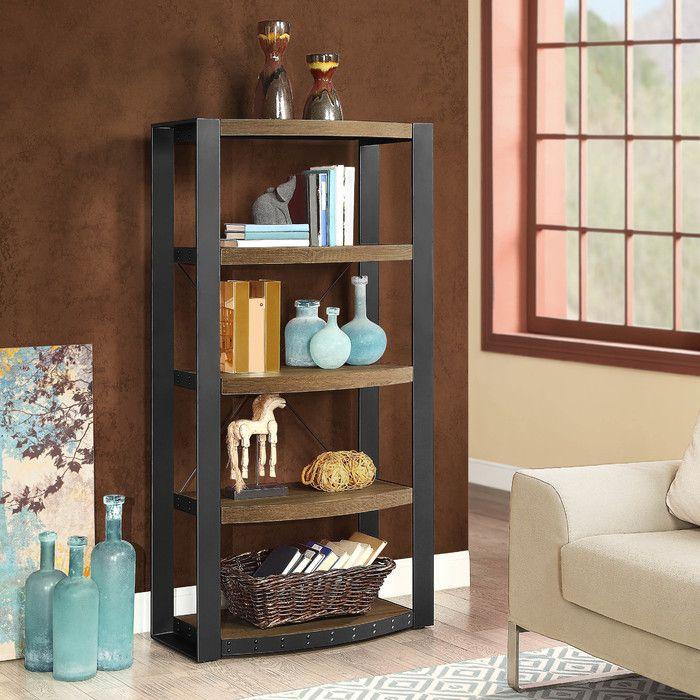 Whalen Furniture Santa Fe Audio Rack & Reviews | Wayfair