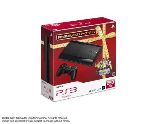 Golf 6 bundling all PlayStation 3 250GB Starter Pack Charcoal Black (CEJH-10022) - #games