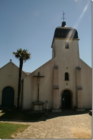 Eglise de Locmaria Belle Ile en Mer