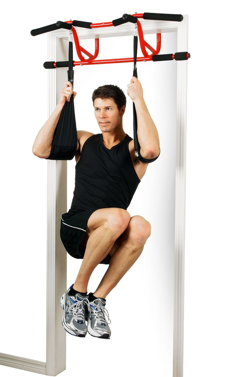 Amazon.com : GoFit Elevated Chin Up Station : Pull Up Bars : Sports & Outdoors